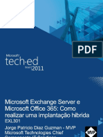 Microsoft Exchange Server e Microsoft Office 365 Como Realizar Uma Implantac3a7c3a3o Hibrida
