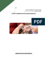 Administracion de Medicamentos 2015