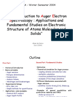 An Introduction to Auger Electron Spectroscopy.ppt