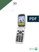 Guide Utilisateur Doro 6530