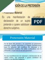 1.3 Clases de Pretension