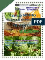 Proyecto de La Miel y La Alcachofa (Plantas Medicinales)
