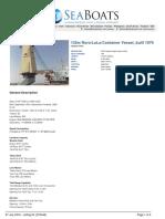 Cargo SeaBoats