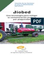 Metodología para mitigar la contaminación por plaguicidas