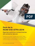 Agentes Químicos Contaminantes en el Ambiente Laboral
