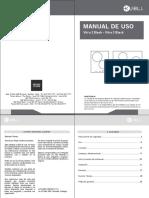 Manual Cocina Encimera Vitrocerámica