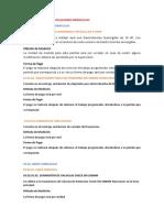 Especificaciones Tecnicas Equipamiento e Instalaciones Hidraulicas