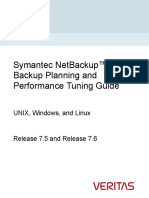 NetBackup 75 76 Tuning Guide