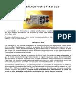 f.a. Casera Con Fuente Atx