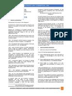 Insurance Law - Jayson Francisco