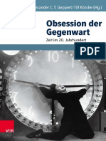 Alexander C. T. Geppert, Till Kössler (eds) - Obsession der Gegenwart Zeit im 20. Jahrhundert - - TEXT.pdf