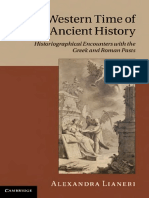Alexandra Lianeri - The Western Time of Ancient History - TEXT.pdf