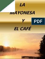 FRASCO DE MAYONESA