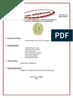 Emision y Reorganizacion de Sociedades