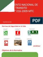 PP - F03 - Actualización de La Normativa RNT