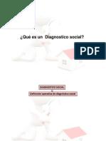 Diagnostico Socia Diapositiva