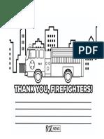 Thank a Firefighter!