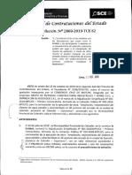 Resolución Nº 2869-2019-TCE