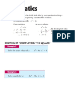 Quadratic s