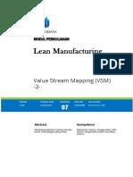 Modul Perancangan Lean Manufacturing [TM7]