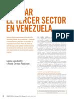 el tercer sector en Venezuela
