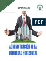 Administración de La Propiedad Horizontal (Padi) 2018