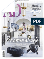 Architectural Digest Mexico - 02 2019