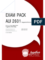 AUI2601-EXAM-PACK-2016-1