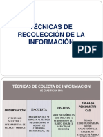 TEMA XI  Tecnica de recoleccion de   datos.pdf
