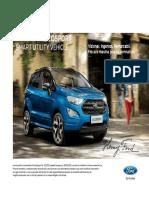 Lista preturi Ford