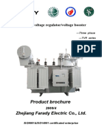 Three Phase AVR Brochure (for Submittal)