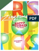 Zingerman's Nov-Dec 2019 Newsletter