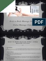 Dubai Massage Services