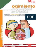 Guia. Acogimiento en la comunidad de Madrid