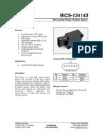 Wm-810 Specification Sheet