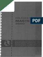 Colchester Master 2500