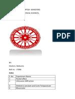 Laboratory Reports (1)