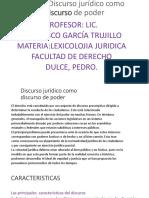 Exposicion de Lexicolojia Juridica