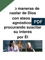 eBook-Cinco Maneras de Hablar de Dios Con Ateos