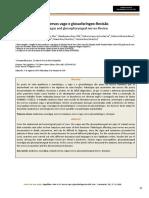 Marcelo José Da Silva de Magalhães e Claudiojanes Dos Reis et. al. Nervos Vago e Glossofaríngeo-Revisão. Brazilian Journal of Neuroanatomy. 2(4) 17-22; 2018