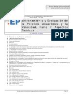 EP1 - Entrenamiento y Evaluación de La Potencia Ana. - P.I