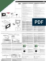 PWP manual montaje carel