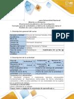Guía de Activdades y Rubrica de Evaluación Tarea 3-Análisis de Caso y Experiencia en Simulador