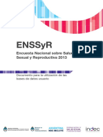 ENSSyR Doc Utilizacion Bases Usuario