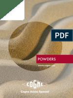 Powders Cogne Mx