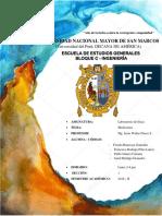 Mediciones y Errores Informe UNMSM