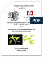 Informe de Caracterizacion de Materiales Materia 1