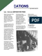 Oil Water Separator Iapp12