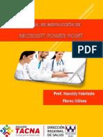 Manual Para Powerpoint - Dia 1