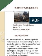 Descubrimiento y Conquista de Chile Javier Montaldo